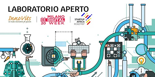 Laboratorio Aperto -Milano Digital Week - StartUpAfricaRoadTrip