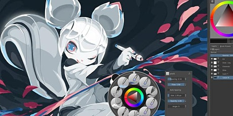 Digital Painting with Krita: Free for All! tickets