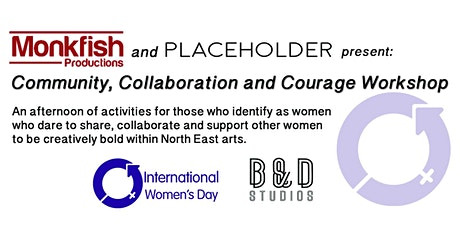 Community, Collaboration and Courage Discussion & Workshop tickets