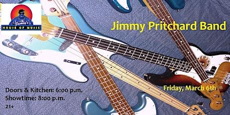 Jimmy Pritchard Band tickets