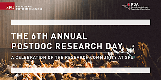 6th Annual Postdoc Research Day