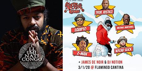 Sunday Sesh w/ iLLuminati Congo + Slap Frost Revue tickets