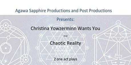 Christina Yowzerminn Wants You / Chaotic Reality: tickets
