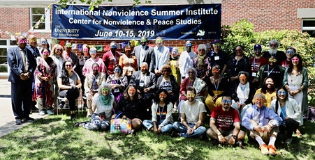 International Nonviolence Summer Institute 2020 (Registration Fee Only) tickets