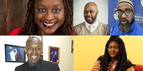 Celebrating Black History: Black TV Matters, Reclaiming the Narrative tickets