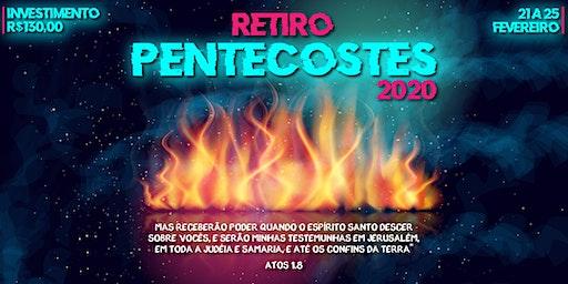 RETIRO 2020 - PENTECOSTES