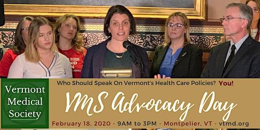 VMS Advocacy Day