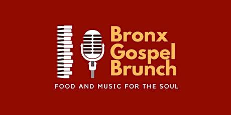 The Bronx Gospel Brunch tickets