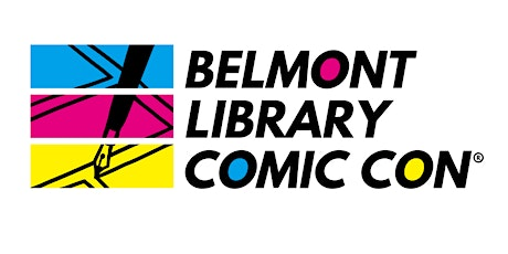 Belmont Library Comic Con 2020 tickets