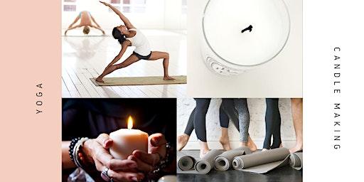 Candle Making & Yoga