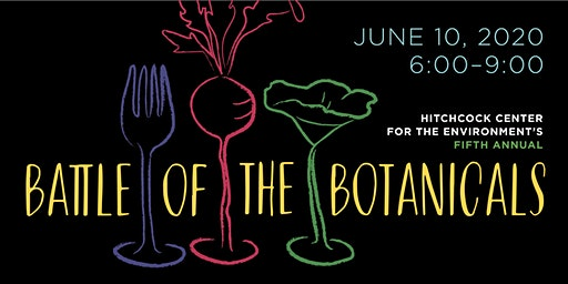 Battle of the Botanicals 2020 - 5th Annual!