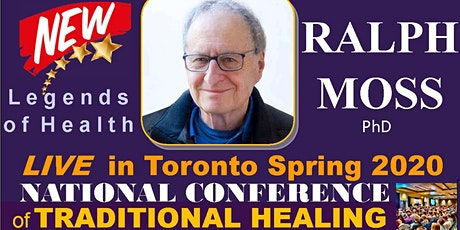 Ralph Moss Canadian Spring Tour 2020 tickets