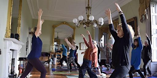 Asana Mandala: Teaching Multiple Variations of Favorite Poses