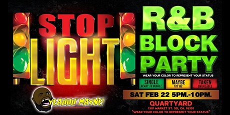R&B Block Party: Stop Light Edition tickets