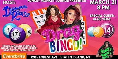 Drag Queen Bingo at Funkey Monkey Lounge
