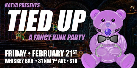 Tied Up: A Fancy Kink Party tickets