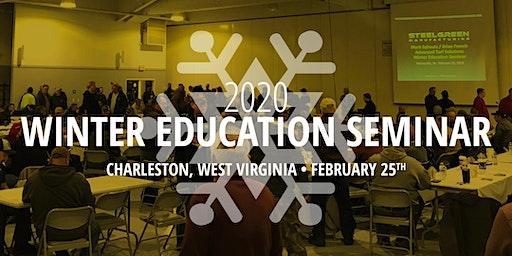 Winter Education Seminar in Charleston, West Virginia