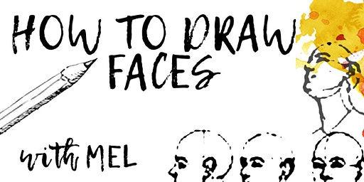 How to Draw Faces with Mel