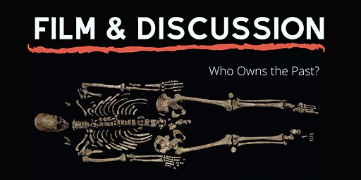 Film & Discussion: Who Owns the Past