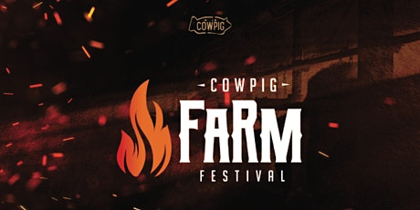 COWPIG FARM FESTIVAL tickets