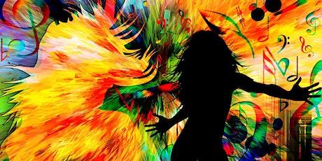 3rd Chakra Opening - Dance & Vibration Class tickets
