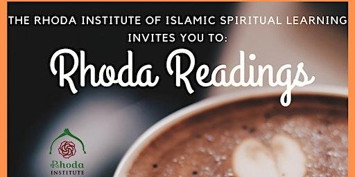 Rhoda Readings - a Book Club