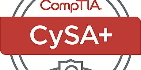 Atlanta, GA | CompTIA Cybersecurity Analyst+ (CySA+) Certification Training, includes exam tickets