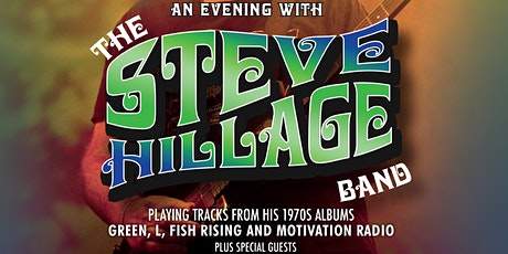 The Steve Hillage Band | The 1865 tickets