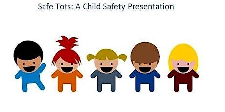 Safe Tots Training tickets
