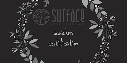 Surface Awaken Certification
