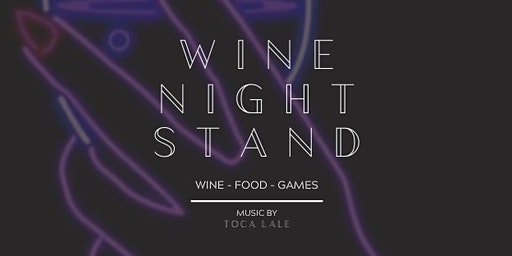 WINE NIGHT STAND