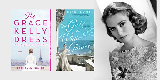 Grace Kelly: Historical Fiction Authors Brenda Janowitz & Kerri Maher!