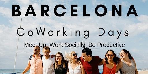Barcelona CoWorking Days + Long Weekend
