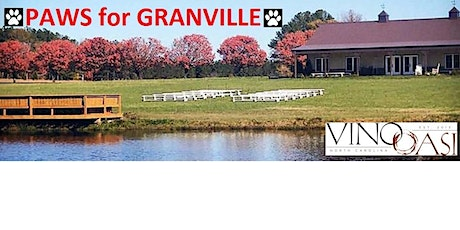 Paws for Granville tickets