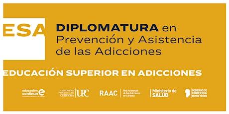 Entrega de diplomas Diplomatura entradas