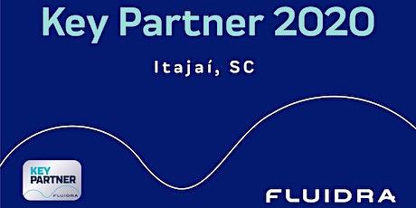 Key Partner Fluidra 2020 ingressos
