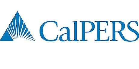 CalPERS Retirement Planning Workshop tickets