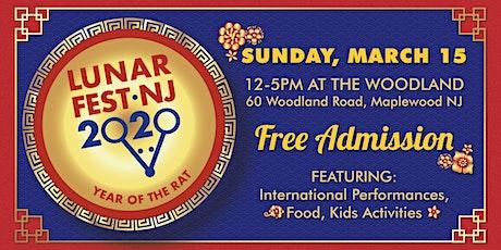 Lunar Fest NJ 2020 tickets