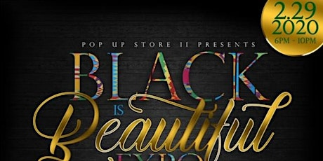 Black Is Beautiful Expo tickets