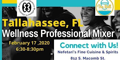 NIWC Tallahassee, FL Wellness Professional Mixer