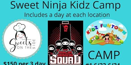 Fun Camp - A day of Baking, Ninja & Fun! Oh MY!!!!!!! tickets