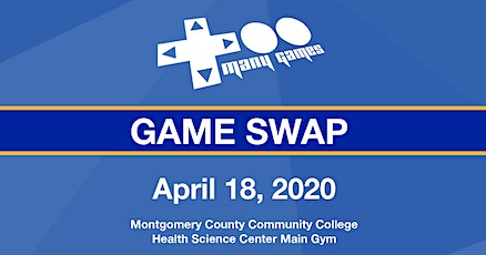 TooManyGames Spring Game Swap tickets