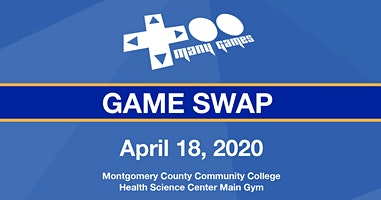 TooManyGames Spring Game Swap