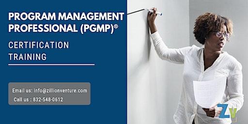 PgMP 3 days Classroom Training in Elmira, NY
