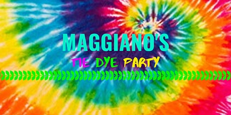 Kids Tie Dye Pasta Party! tickets
