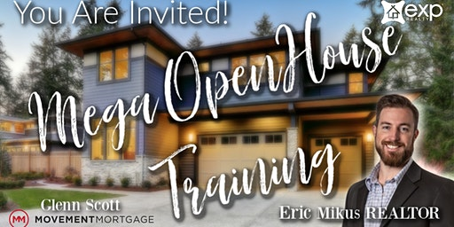 How To Close 50 Deals a Year From MEGA OPEN HOUSES