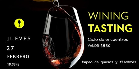 Wining Tasting #EdicionBoBó entradas