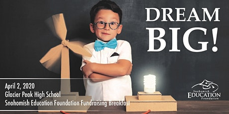Snohomish Education Foundation Annual Fundraising Breakfast tickets