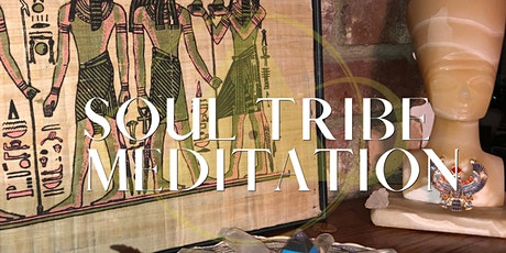 Soul Tribe Meditation with Hulu Amen Ra tickets