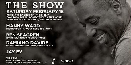 The Show - Manny Ward(NYC) tickets